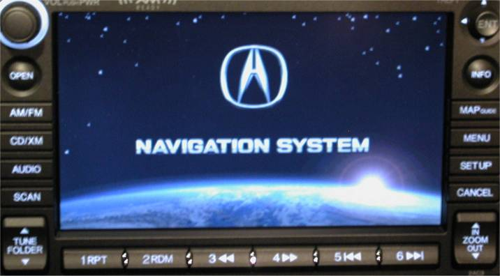 How to hack the 2006 Honda Civic Navigation System